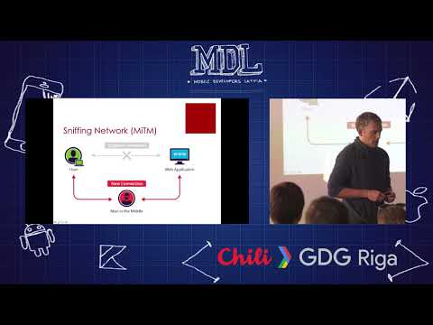 MDL Meetup #11. Kristaps Felzenbergs - Reverse engineering of iOS apps to find security issues