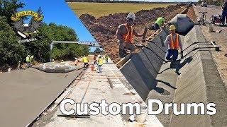 Custom Drums By Curb Roller Mfg