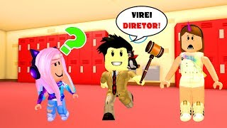 FINGI BE THE DIRECTOR OF MY SCHOOL! | ROBLOX-MeepCity