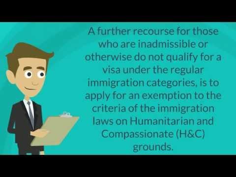 Humanitarian and Compassionate Applications - Matthew Jeffery, Toronto Immigration Lawyer