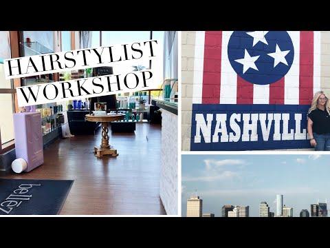 MEET HAIRSTYLIST- NASHVILLE WORKSHOP