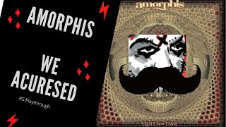 Amorphis- We Accursed ( Rs Playthrough) 93%