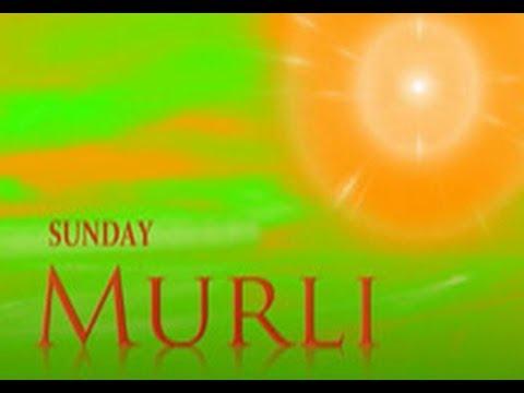 03 June 2012 Sunday Avyakt Murlli ( Dual Voice )