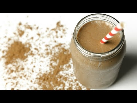chocolate-smoothie-recipe-for-weight-loss-|-easy-&-healthy-breakfast-ideas