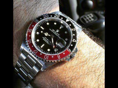 Rolex GMT Master II 16710 - The greatest Rolex pilot watch ever?