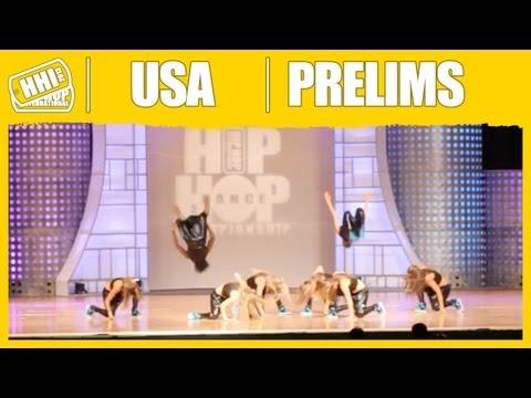 VIBE - Pleasant Grove, UT -  (Varsity) @ 2013 USA Hip Hop Dance Championship