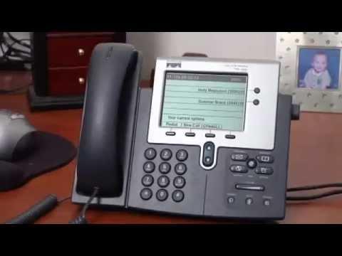 Cisco ip phone manual