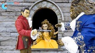 LA BELLA Y LA BESTIA  💗🌜  parte 04🌛💗 Beauty and the Beast CUENTOS INFANTILES