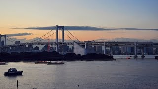 Tokyo - DIA 8, ODAIBA Y OEDO ONSEN MONOGATARI