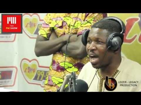 THE PM SHOW ON LUV 99 5 FM, PRESIDENT JOHN DRAMANI MAHAMA'S METAPHORICAL GOAT