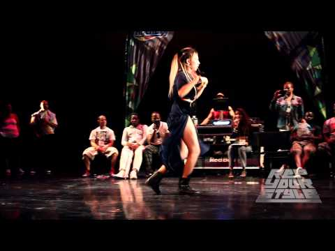 L'KA vs Chrissy (WAAKING FINALS) @ MANHATTAN MOVEMENT AND ARTS CENTER: REP YOUR STYLE