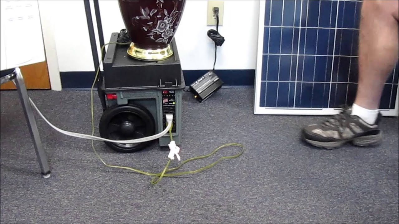 Solar Generator Hurricane Wind Power Survival Generator f Grid