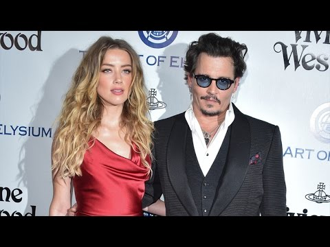 The Real Story Behind the Johnny Depp and Amber Heard Police Call