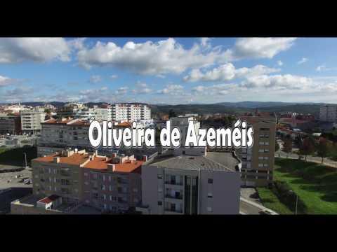 Oliveira de Azeméis Centro 4K