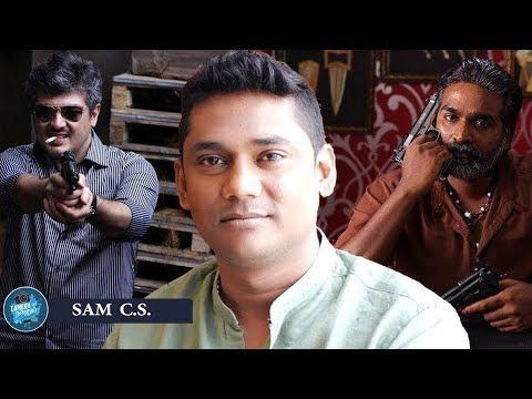 Vikram Vedha BGM Was Tailor-made For #Thala #Ajith | Sam CS | Camera-um Naanum 02