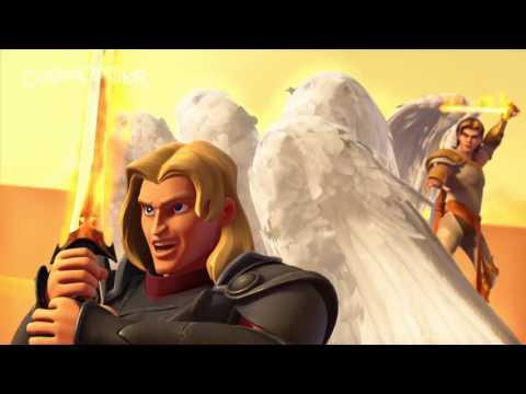 Cartea Cartilor - episodul 1 - Mihail lupta cu Lucifer
