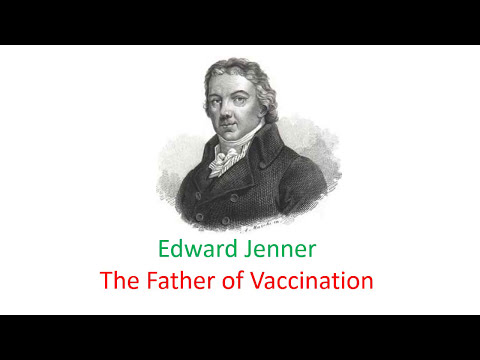 Edward jenner 17 May Science Greed