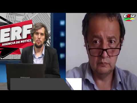 Carlos Del Frade: