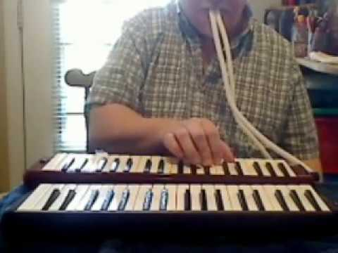melodicas duet yamah p37d suzuki m 37c contrasting phrases. - youtube