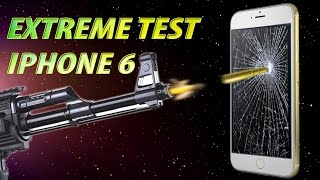iPhone 6 extreme test - Los test más extremos iphone