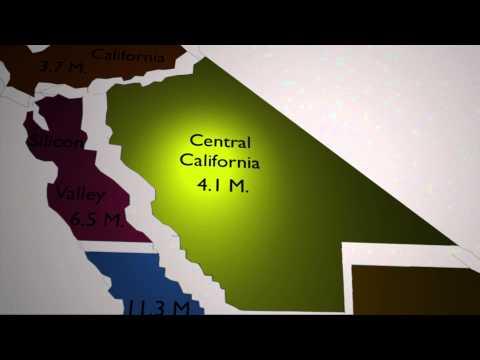 """Six California's"" Ballot Measure"