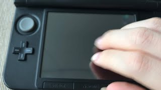 [ASMR] Fast Tapping on a DS