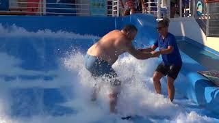 Funny Flowrider Wipeout Compilation
