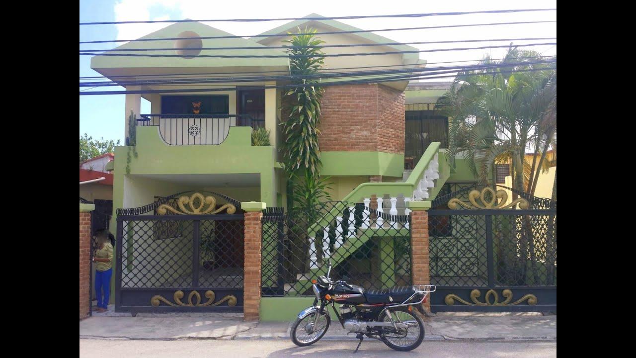 Casa 2 Pisos De Venta En Higuey Rep Blica Dominicana
