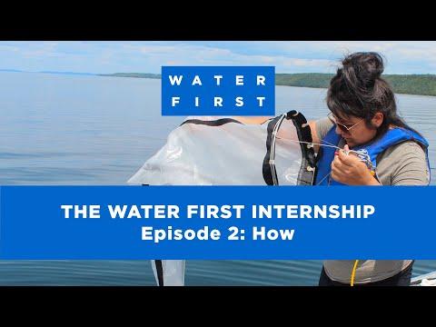 Episode 2: How - The Water First Internship Program