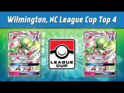 Gardevoir GX VS Gardevoir GX | Top 4 League Cup Wilmington, NC (BKT-CRI)