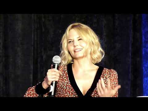 Jennifer Morrison afternoon panel OUAT SF
