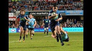 Blues vs Waratahs Highlights – 2018 Super Rugby – Round 12