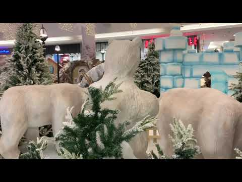 Burjuman Winter Wonderland Dubai