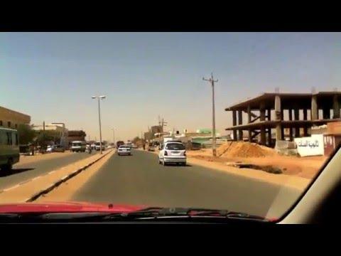 Sudan 2012 (Khartoum to Omdurman)