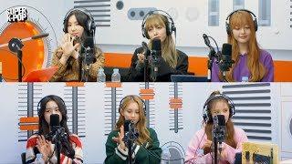 [Super K-Pop] ARIAZ (아리아즈)s Singin Live 까만 밤의 아리아 (Moonlight Aria) YouTube Videos