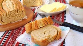 Слоёный хлеб   (Pan de hojaldre)