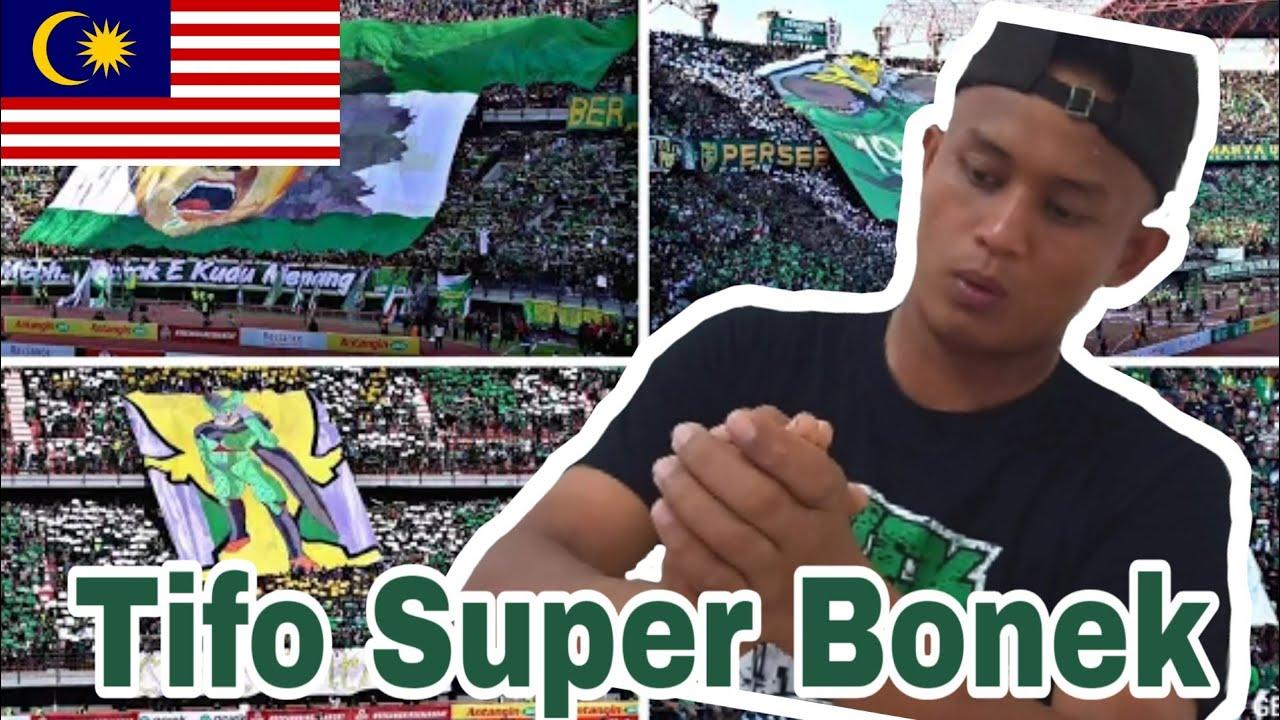 Download Persebaya vs Persija ( Tifo Bonek Mania) / Malaysia Reaction / #28