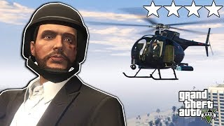 OB & I Bought an Attack Helicopter & Caused a Lot of Chaos in GTA 5 Online! - GTA 5 Funny Moments