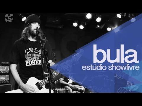 Bula se apresentou no Estúdio Showlivre, confira fotos e assista