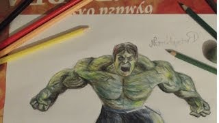 КАК НАРИСОВАТЬ ХАЛКА /How to Draw a Hulk(Subscribe to my feed: http://www.youtube.com/channel/UCwbTKpwBnQ_0HauCiLTjyJw (Don't miss any new videos that I make)-Speed Drawing the HULK ..., 2014-01-09T12:59:34.000Z)