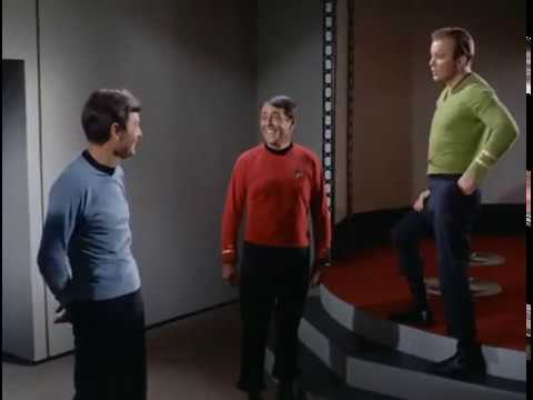 "Star Trek - ""But it will die finally!"""