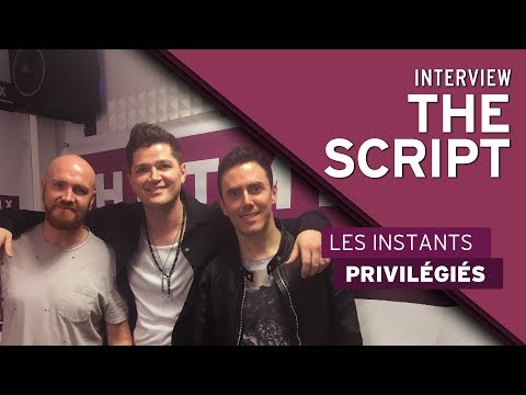The Script Interview Hotmixradio