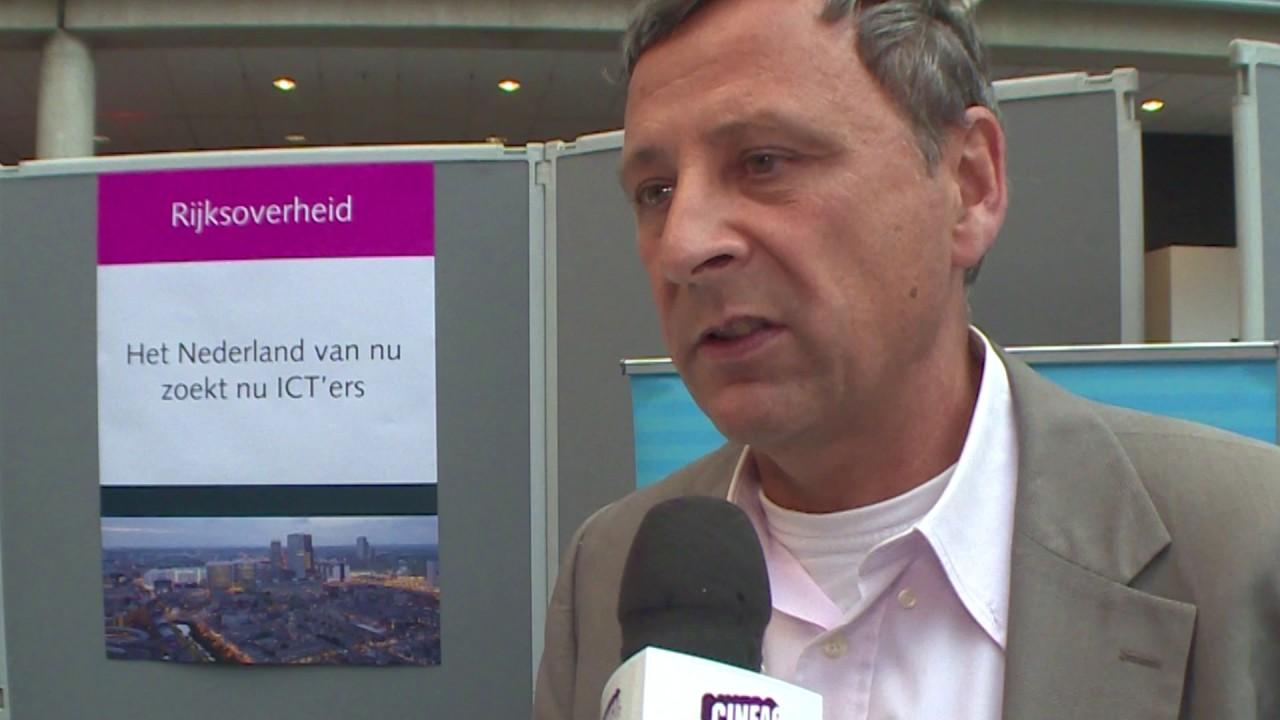 Marcel Staring, Rijksoverheid (I-Interim Rijk)