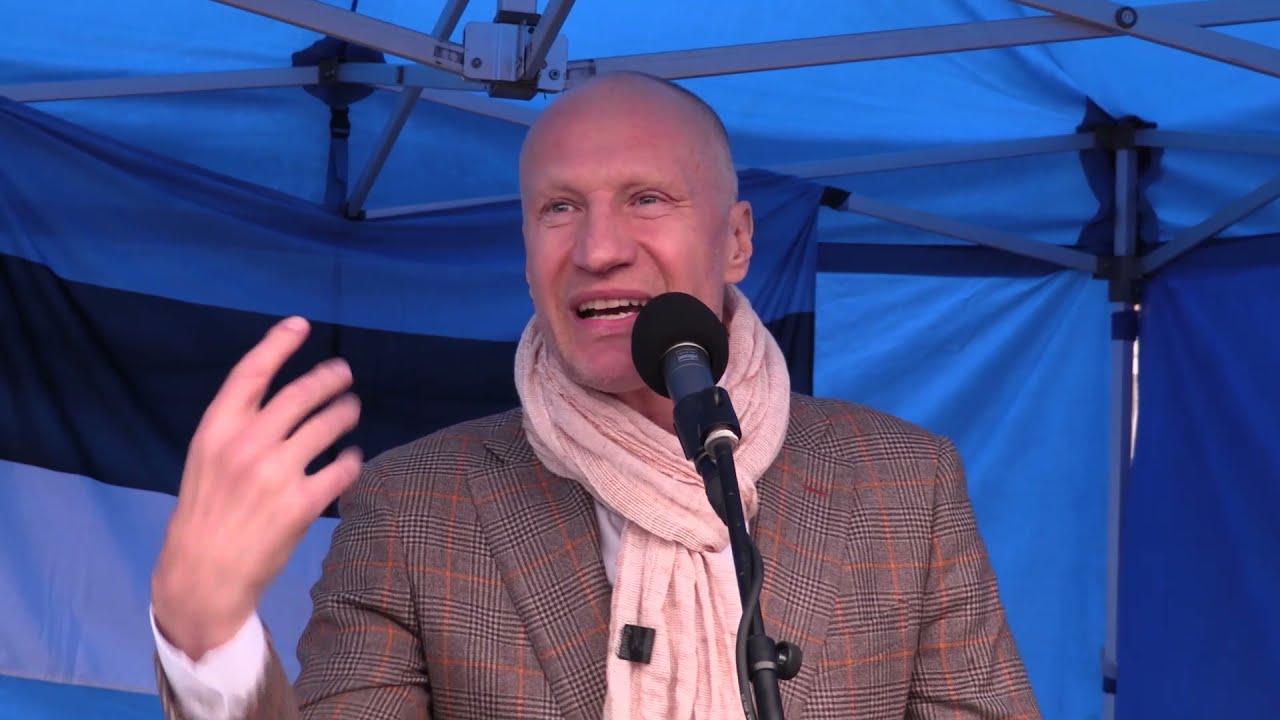 """Meelis Lao: """"Nuiaga saab peksta tavalist, rahumeelset Eesti inimest, sest nemad ei hakka ju vastu"""""""