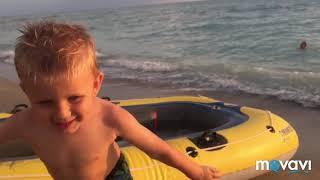 Урок от Лизы как можно провести хорошо время на океане .... кемпинг на океане Флорида siesta key