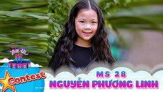 Biệt tài tí hon online | MS 28: Nguyễn Phương Linh