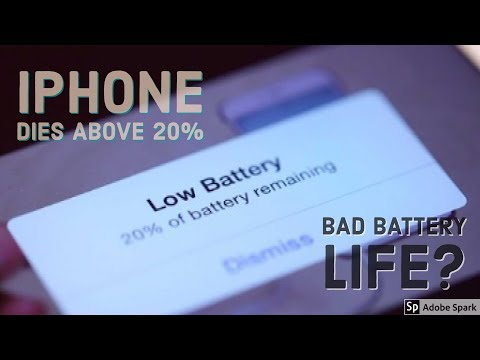 iPhone Battery Dies Randomly   Easy Fix   Battery Replacement   DIY   How To  