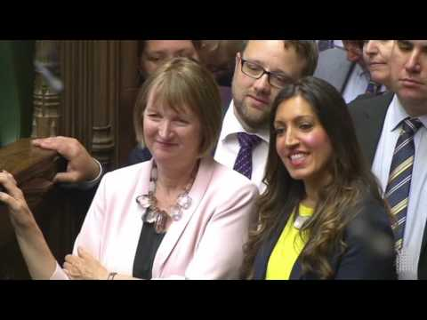 Labour Party Leader Jeremy Corby's first speech in the Commons following June 2017 UK election