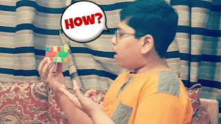 Twisting Corners Challenge | Unique Cubing Challenge | Rubiks Cube in Pakistan