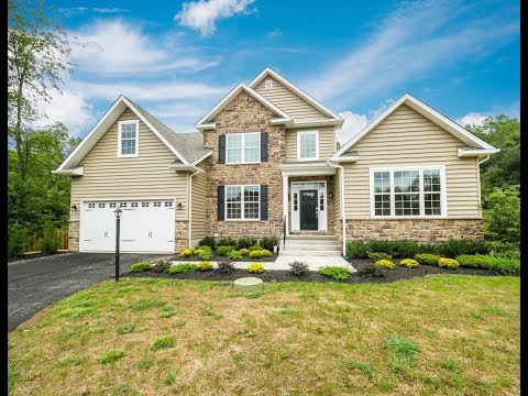 New Construction Custom Home For Sale Bucks County 3 Or 4 Bed Solebury Model By Prime Builders